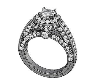 Jewellers CAD RhinoGold Features