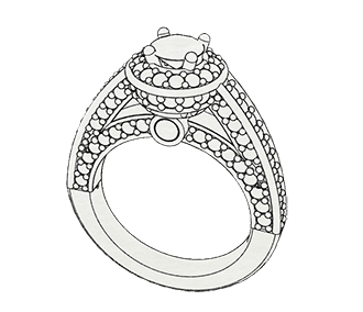 RhinoGold: 3D Jewelry Design Software - CAD | TDM